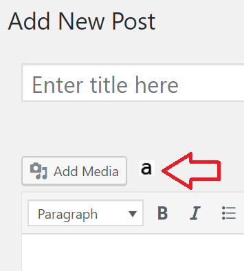 captivate wordpress plugin upload button